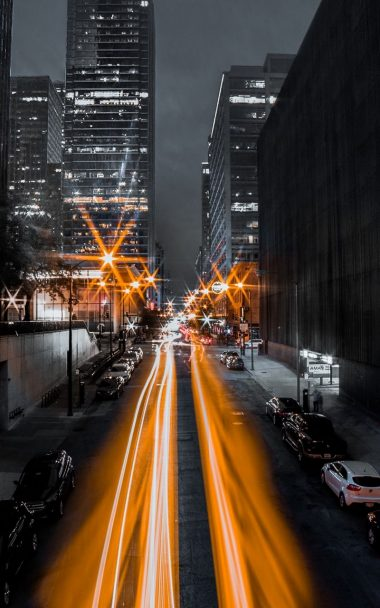 Night City Long Exposure 800x1280 380x608