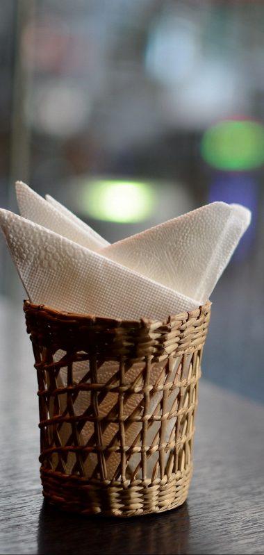 Paper Napkins Rain 1080x2270 380x799