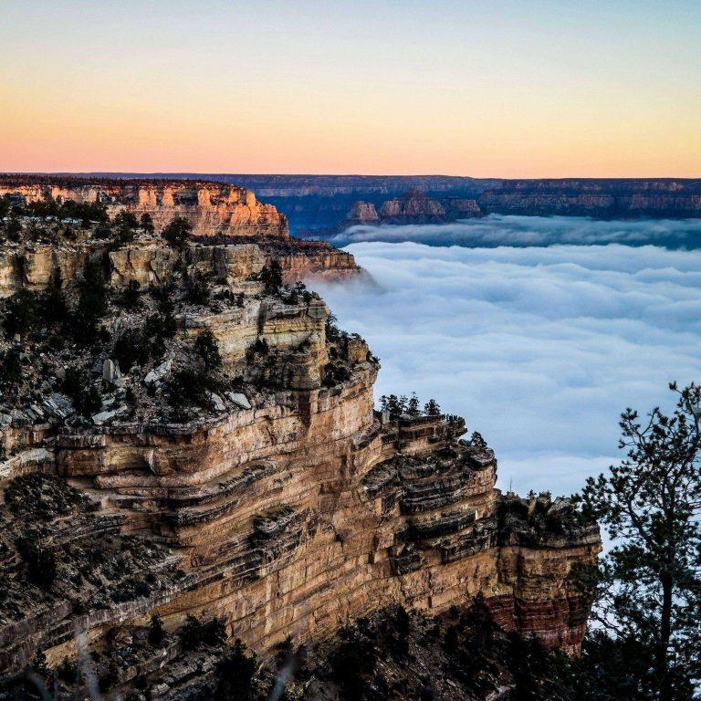 Peak Summit Ridge Cliff Sea 2780x2780 768x768