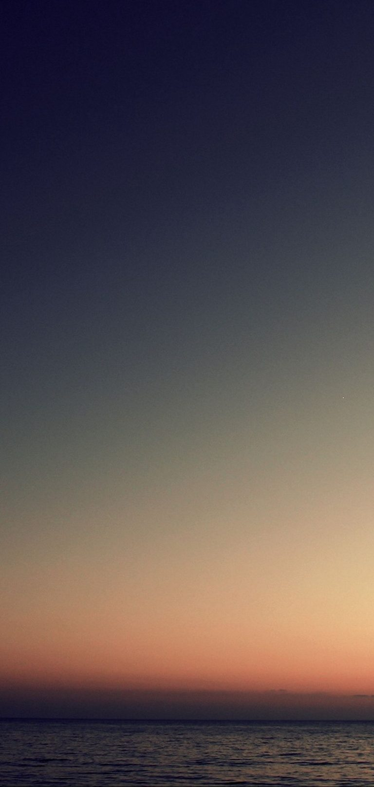 Sea Sky Sunset Skyline 1080x2270 768x1614