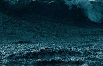 Sea Waves Surf Cloudy 1080x2270 340x220