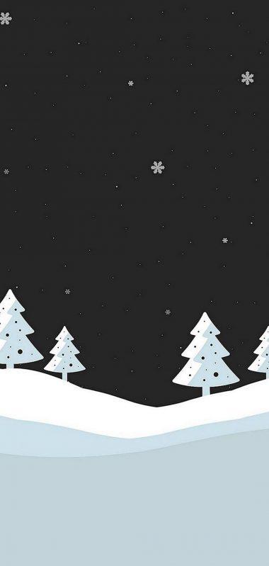 Snowfall Minimal 1080x2270 380x799