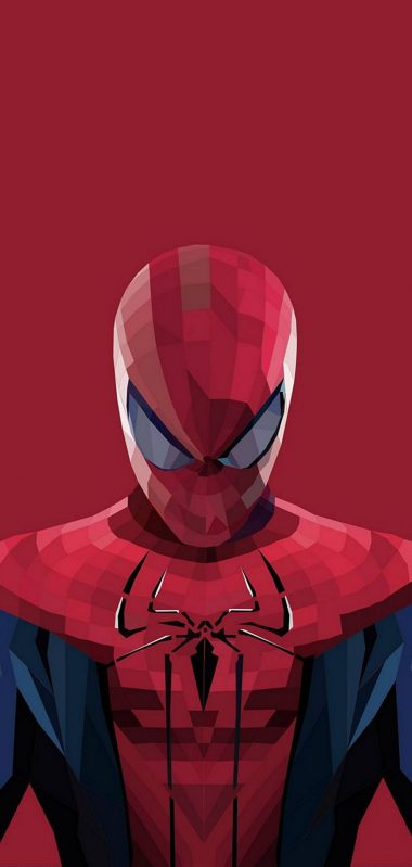 Superhero Spiderman Cartoon 1080x2270 380x799