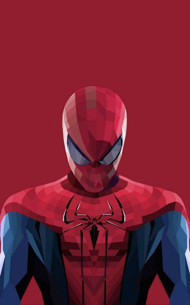 Superhero Spiderman Cartoon 800x1280 380x608
