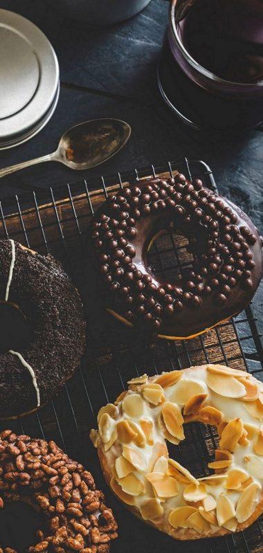 Sweet Donuts Icing Tea 1080x2270 380x799