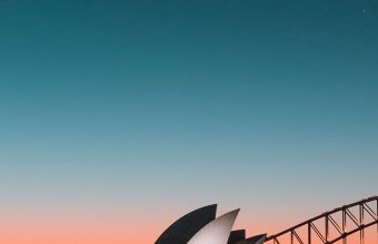 Sydney Opera House Night City Harbor 1080x2270 340x220