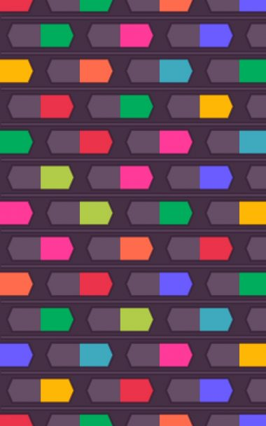 Texture Shapes Lines Background Colorful 800x1280 380x608