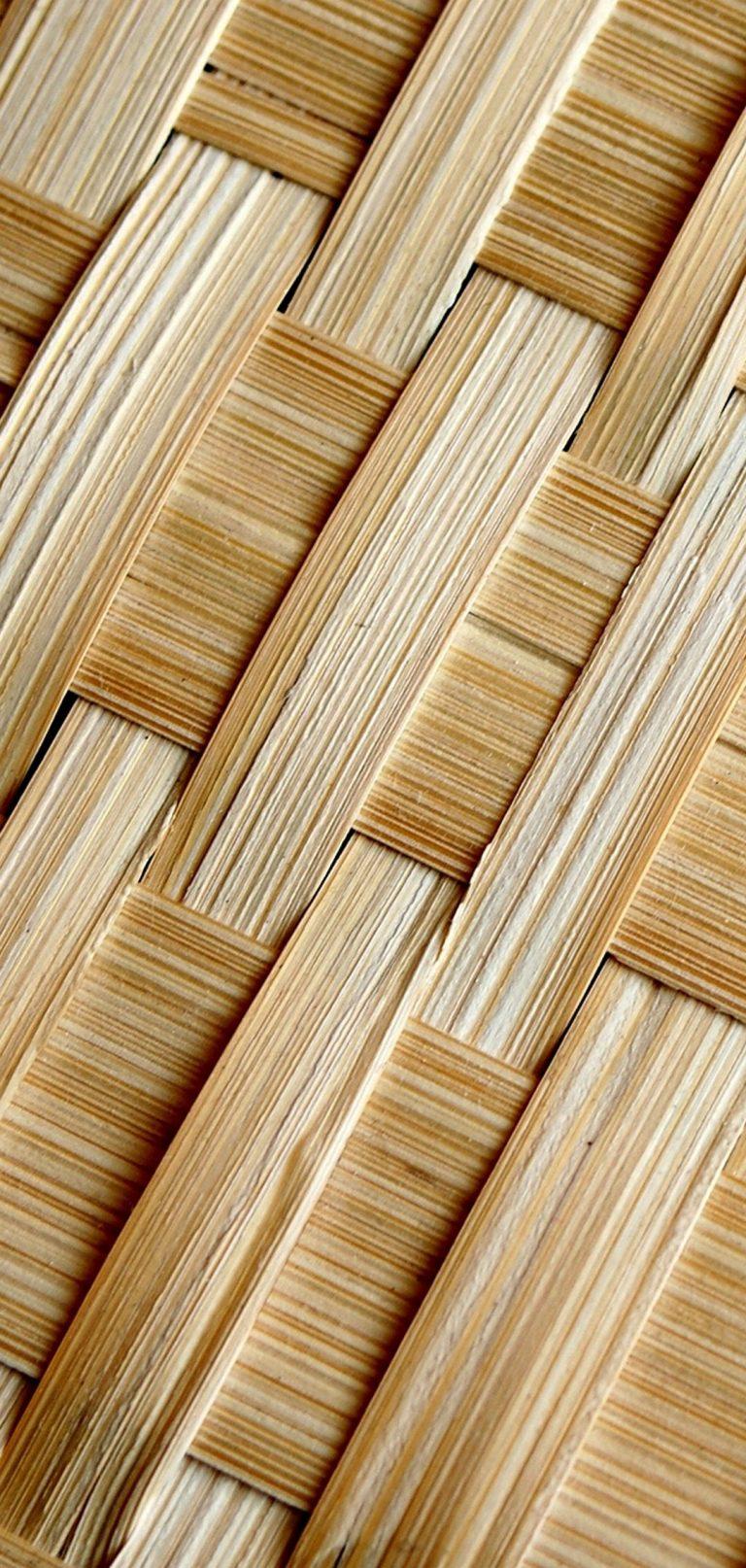 Texture Wicker Wood 1080x2270 768x1614