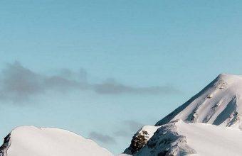 Top Mountain Cloud Minimalism 1080x2270 340x220