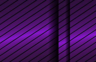Abstraction Line Purple Wallpaper 1440x3040 340x220
