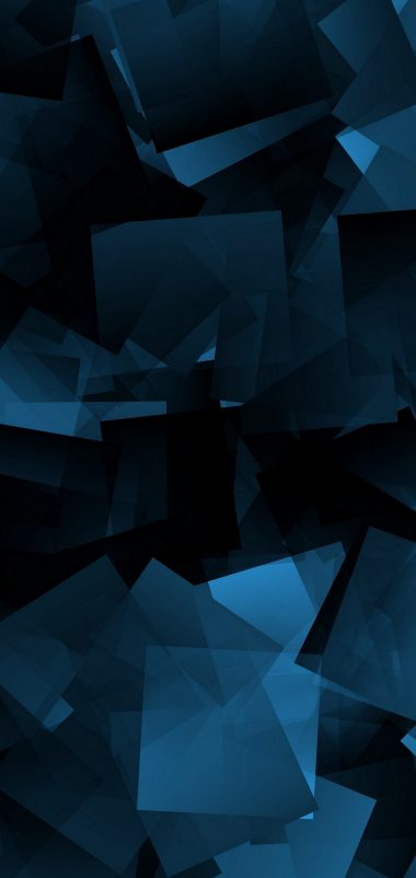 Abstraction Shapes Dark Wallpaper 1440x3040 380x802