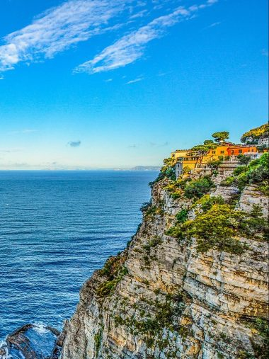 Amalfi Italy Hill Sea 768x1024 380x507