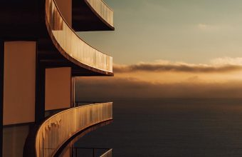 Architecture Sunset Skyline 1024x600 340x220