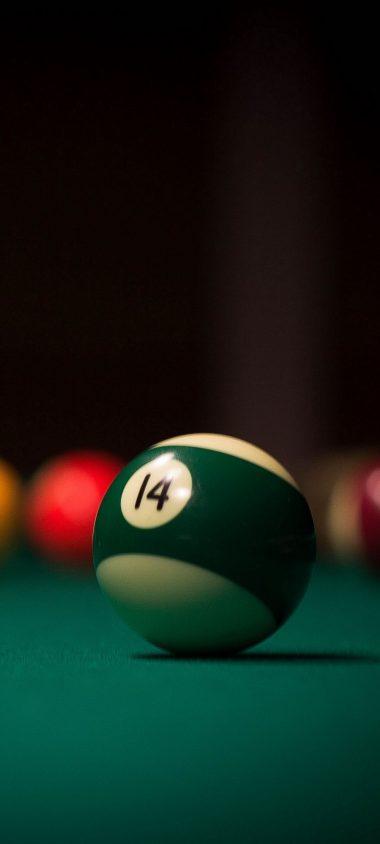 Billiards Ball Cue 1080x2400 380x844