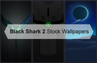Black Shark 2 Stock Wallpapers