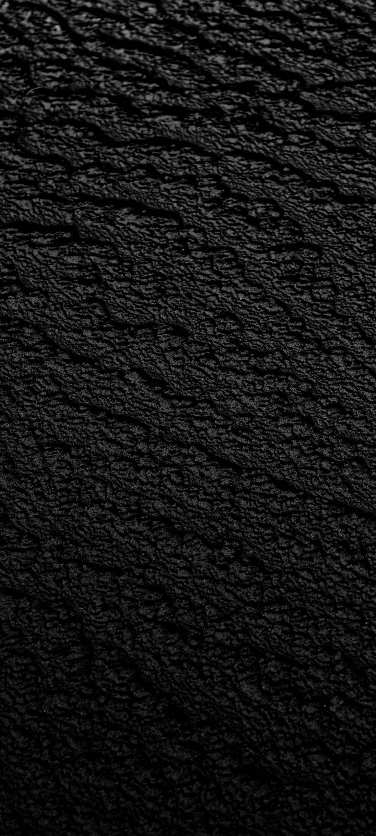 Black Surface Texture 1080x2400 768x1707