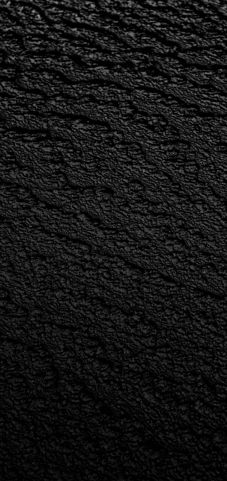 Black Surface Texture Wallpaper 1440x3040 768x1621