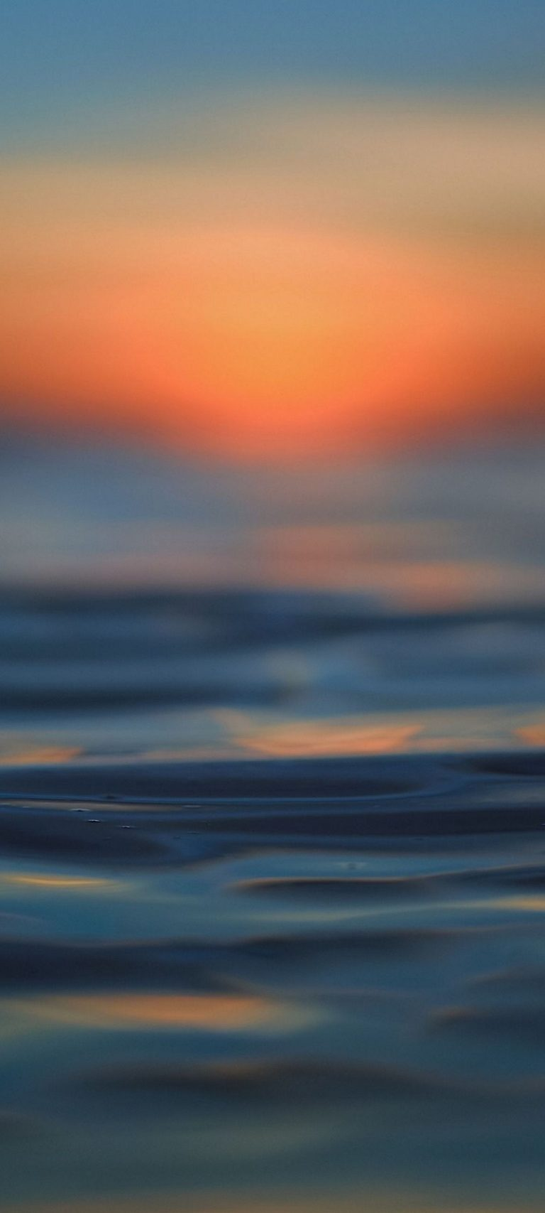 Blur Water Nature 1080x2400 768x1707