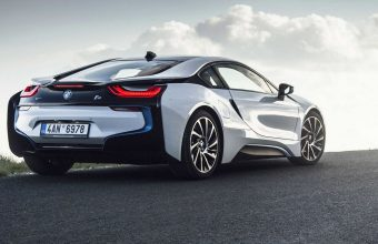 Bmw I8 Rear View Road 1536x864 340x220