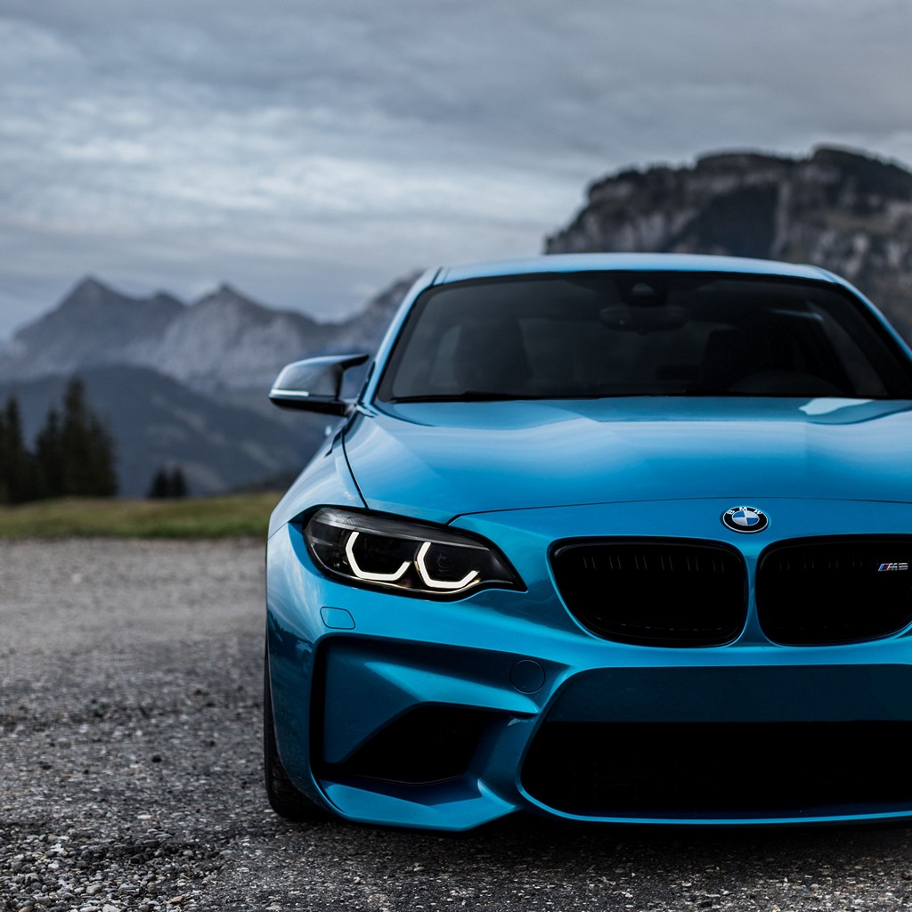 Bmw M2 Bmw Front View Wallpaper