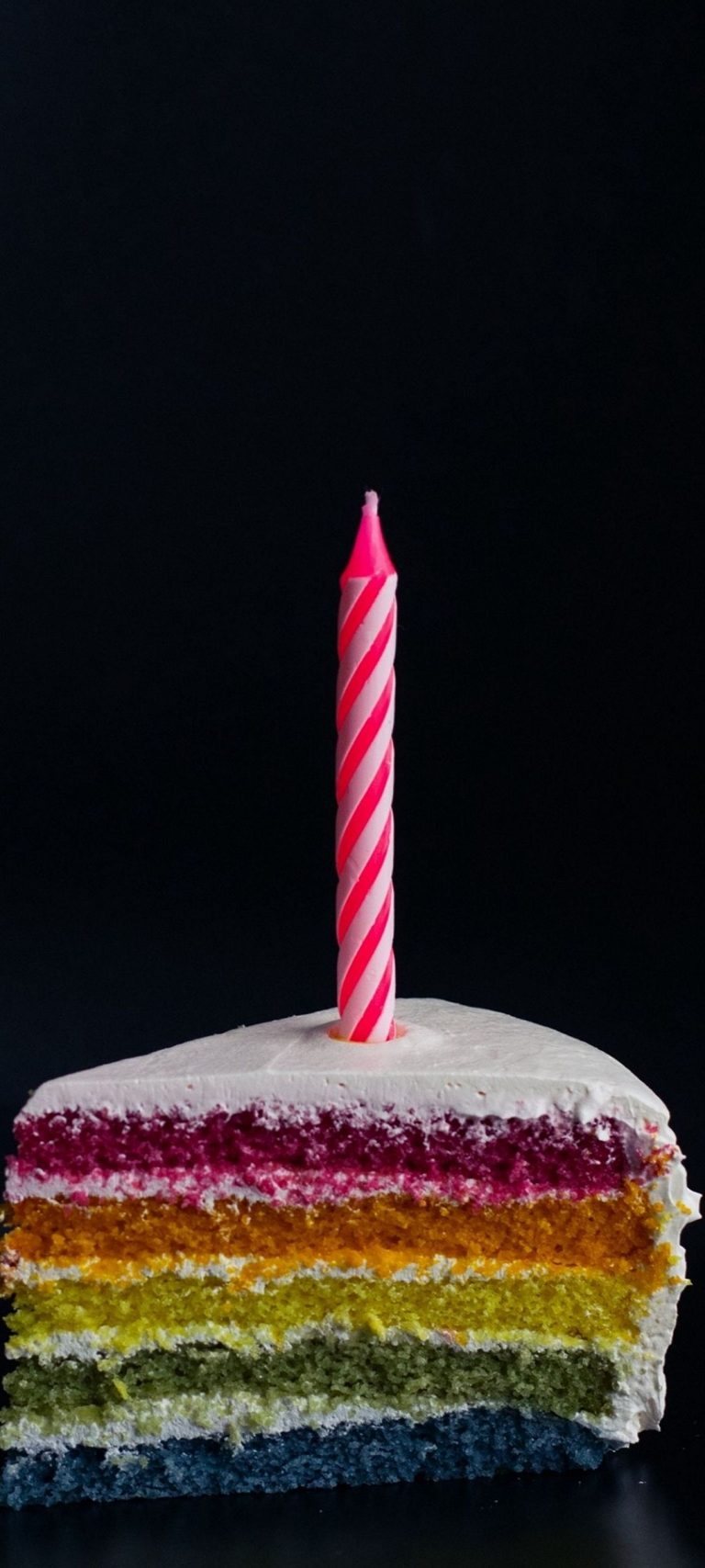 Candle Cake Food 1080x2400 768x1707