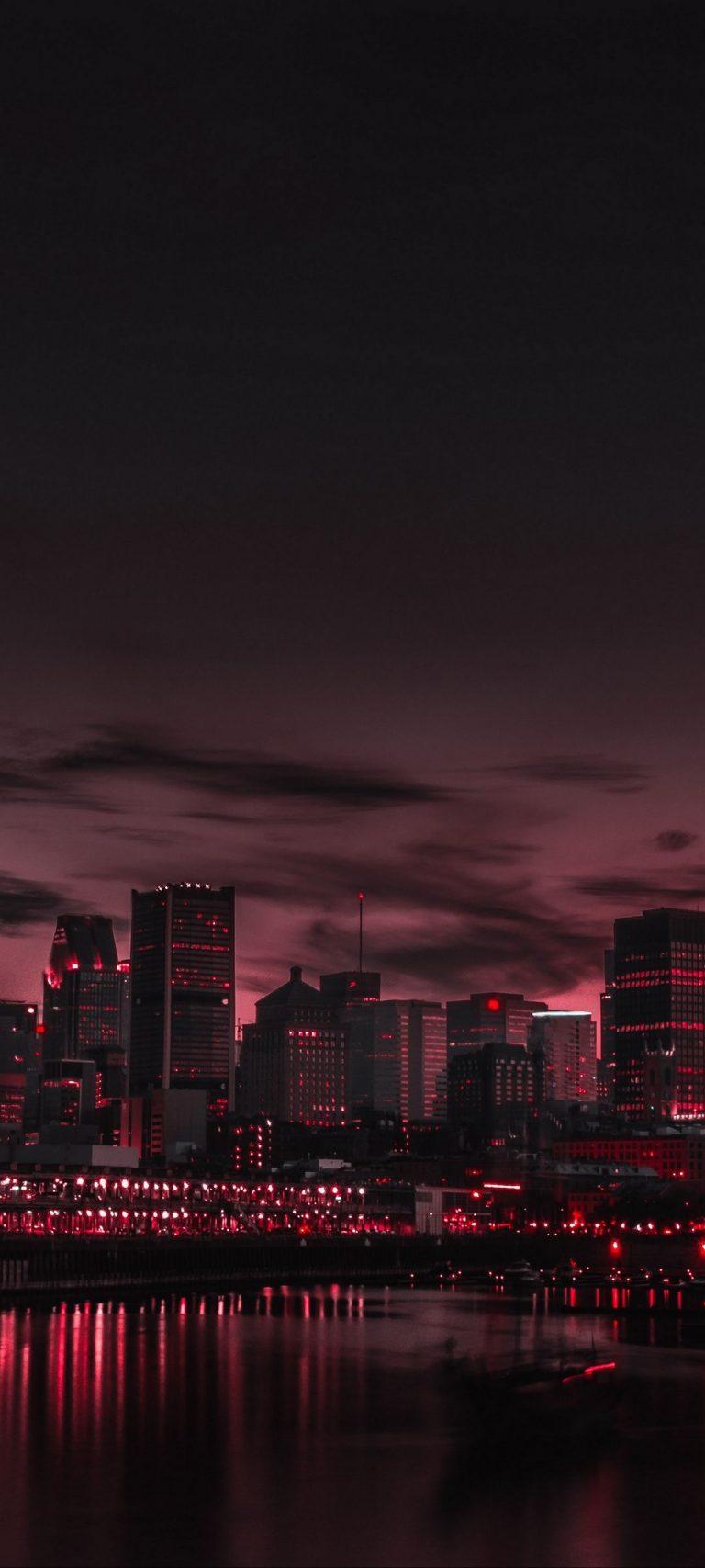 City Night Panorama 1080x2400 768x1707