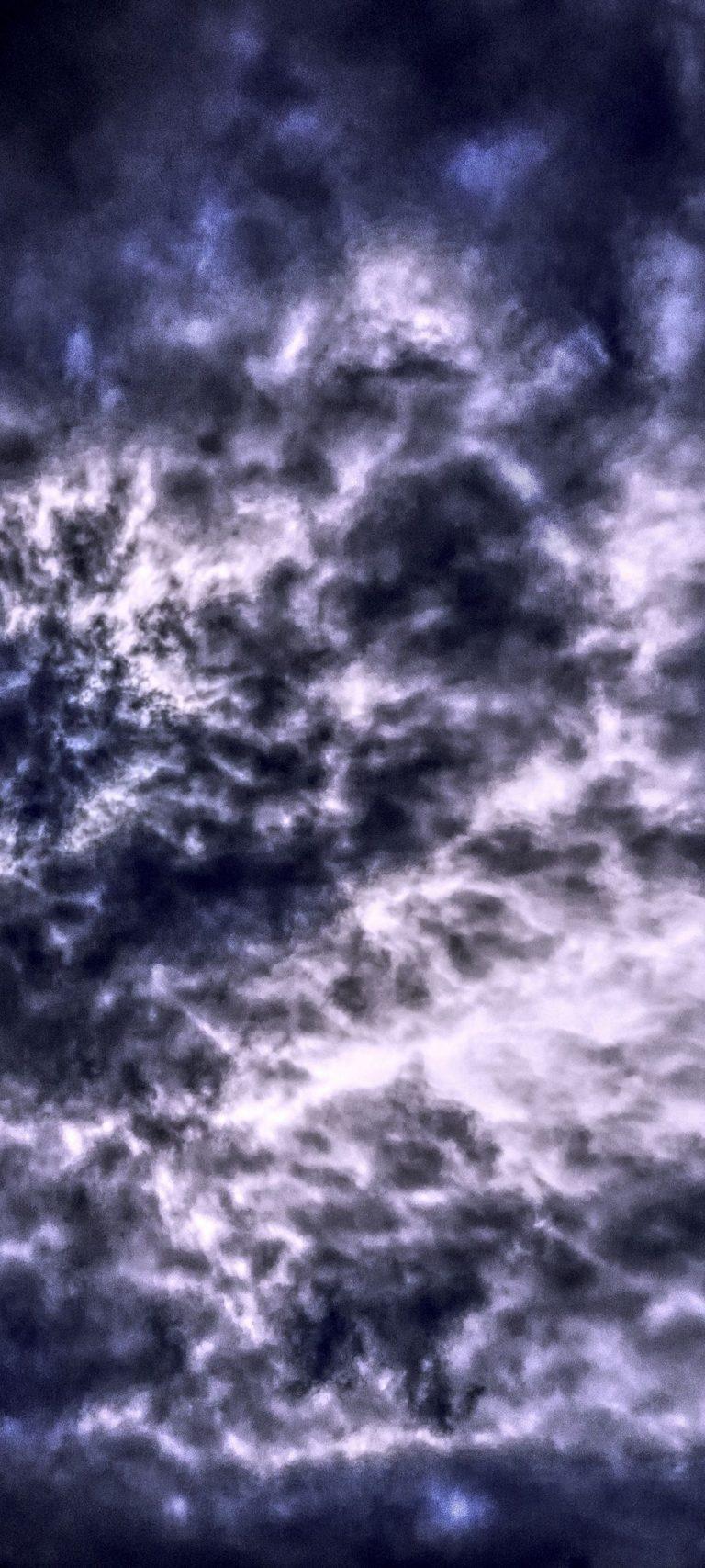 Clouds Sky Overcast 1080x2400 768x1707