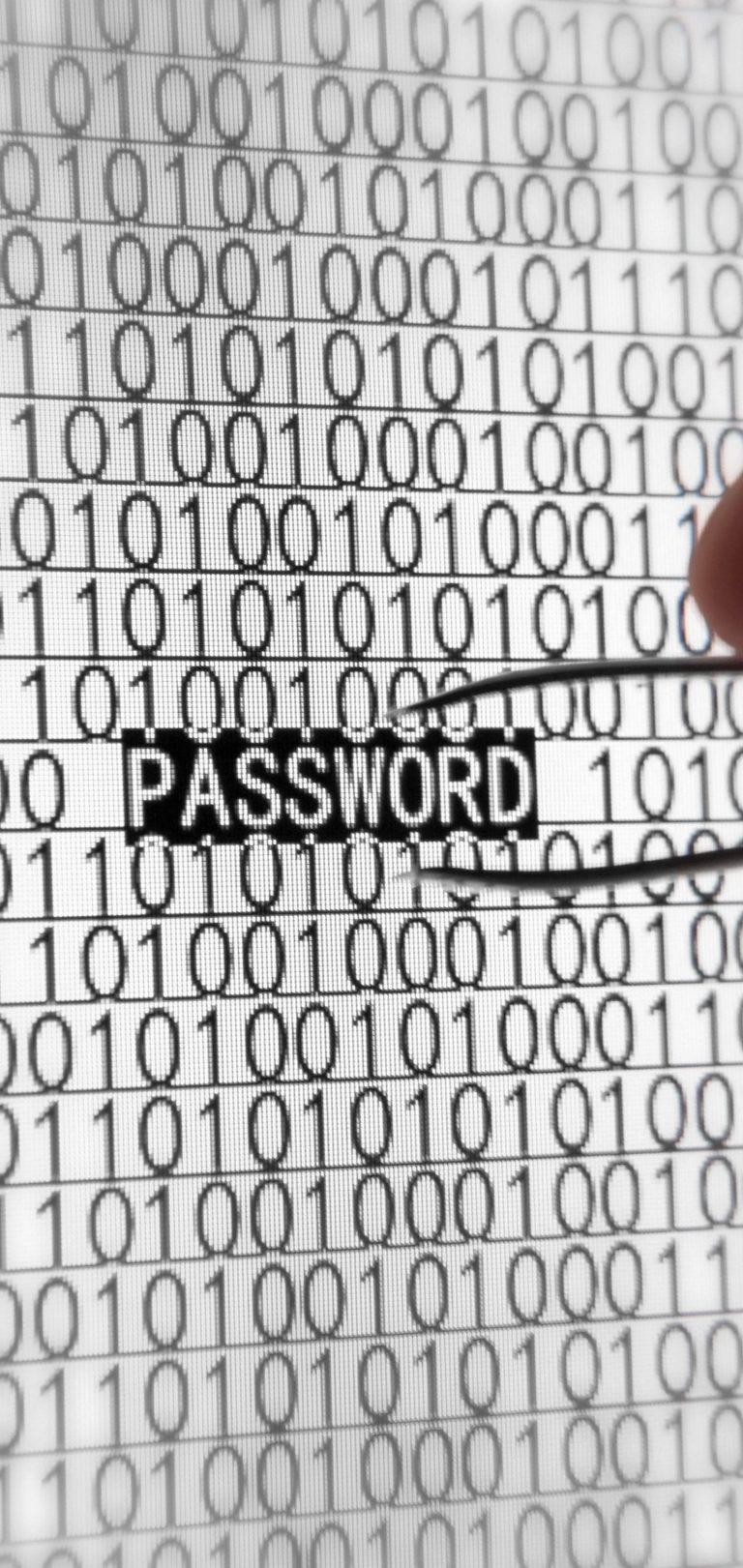 Code Password Hands Forceps Wallpaper 1440x3040 768x1621