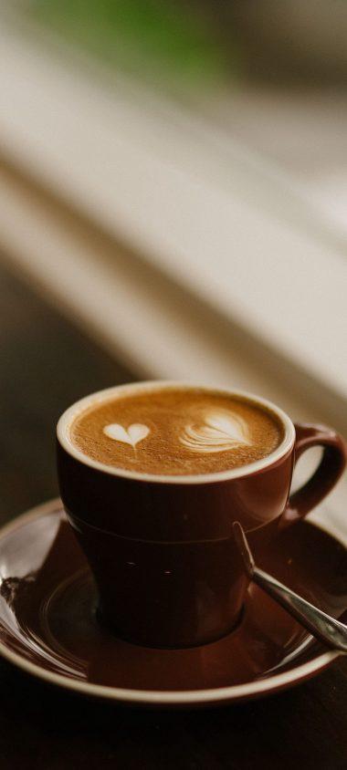 Coffee Espresso Cappuccino Cup 1080x2400 380x844
