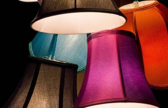 Colorful Lamps Wallpaper 1440x3040 340x220