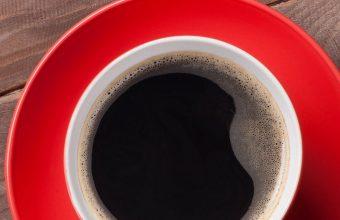 Cup Dark Coffee Wallpaper 1440x3040 340x220