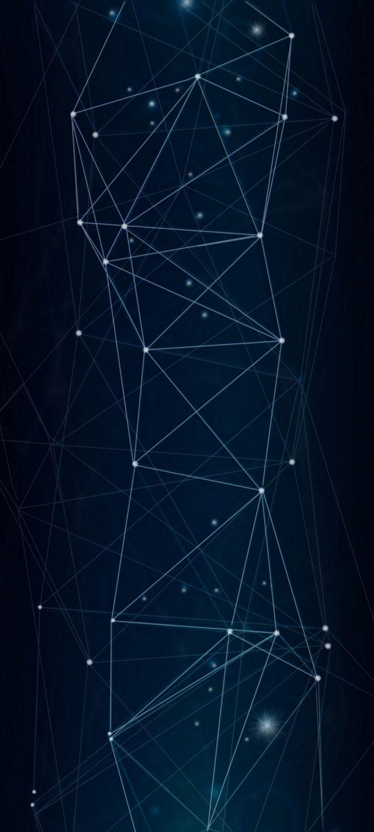 Dark Network Connection 1080x2400 768x1707