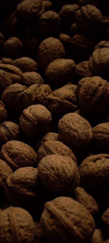 Dark Walnuts Food 1080x2400 380x844