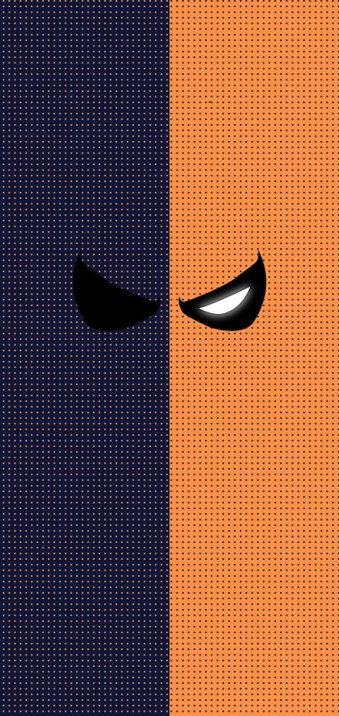 Deathstroke Minimal Wallpaper 1440x3040 380x802