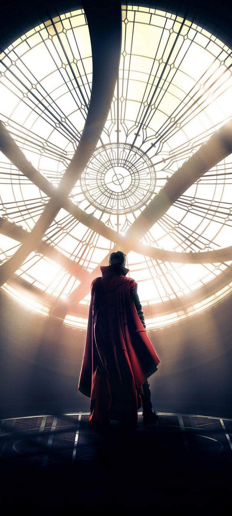 Doctor Strange Superhero 1080x2400 768x1707