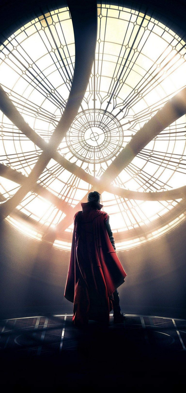 Doctor Strange Superhero Wallpaper 1440x3040 768x1621