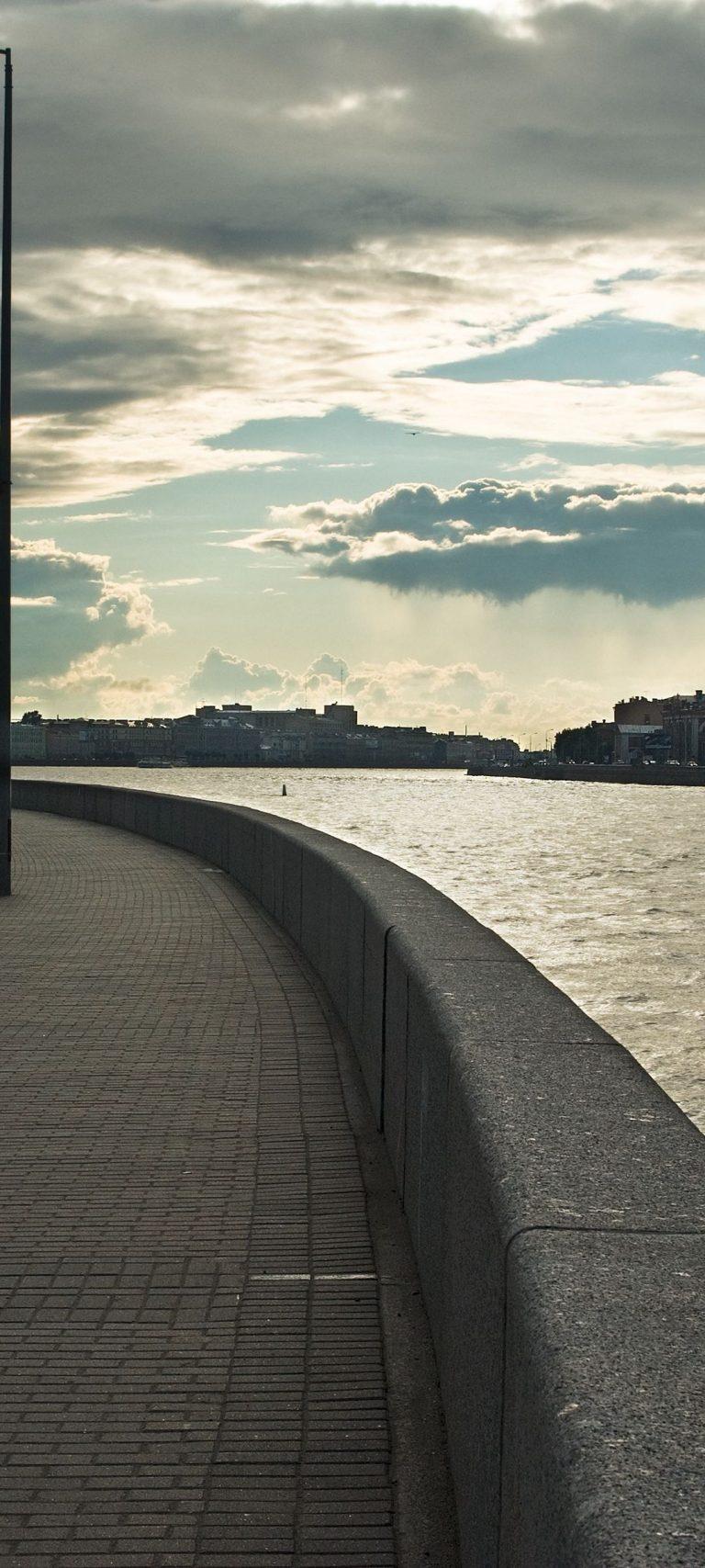 Embankment St Petersburg River 1080x2400 768x1707