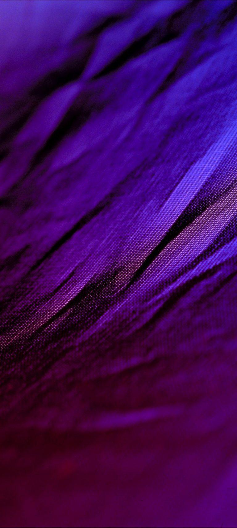 Fabric Shadow Line Black Background