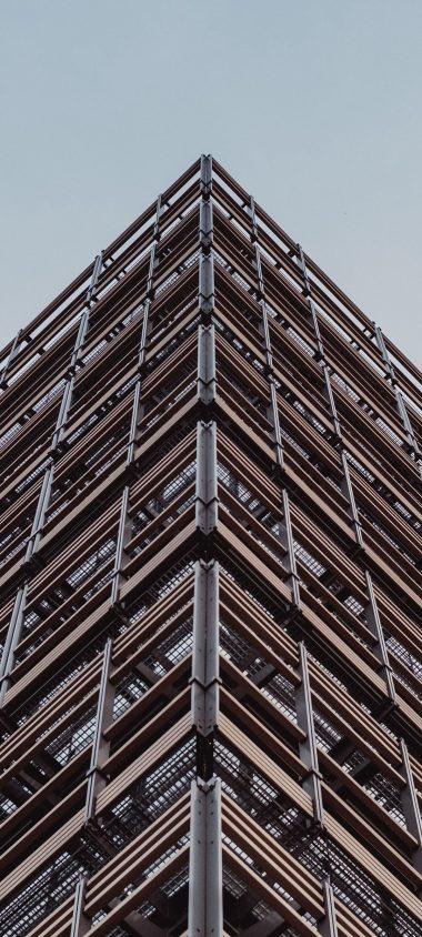 Facade Building Architecture Skyscraper 1080x2400 380x844