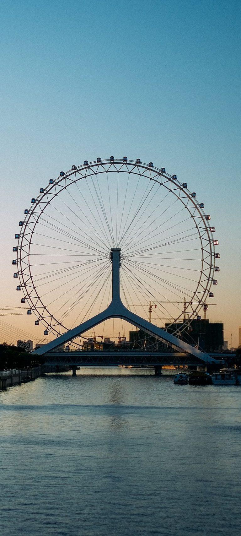 Ferris Wheel City Entertainment 1080x2400 768x1707