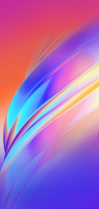 Infinix Hot 7 Stock Wallpaper 05 720x1520 380x802