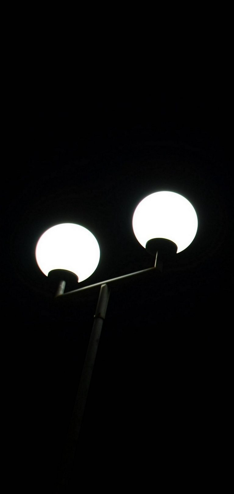 Lantern Light Bulb Minimal Wallpaper 1440x3040 768x1621