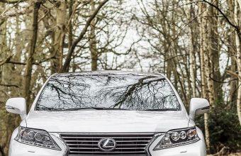 Lexus Rx 450h F Sport Uk Spec White Wallpaper 1440x3040 340x220