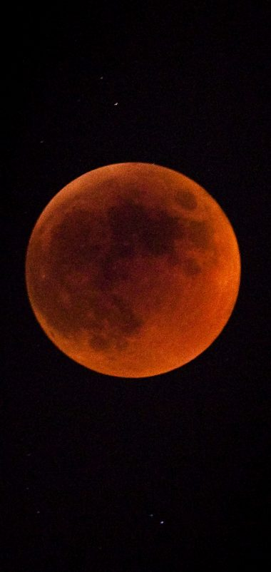Lunar Eclipse Eclipse Moon Wallpaper 1440x3040 380x802