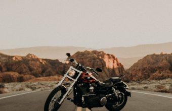 Marking Motorcycle Wallpaper 1440x3040 340x220