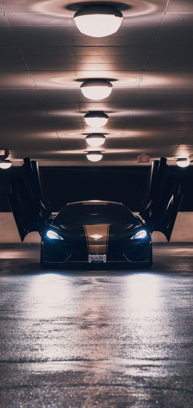 McLaren Sports Car Wallpaper 1440x3040 380x802