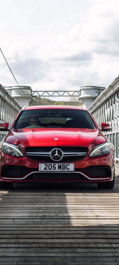 Mercedes Amg C63 Estate 1080x2400 380x844