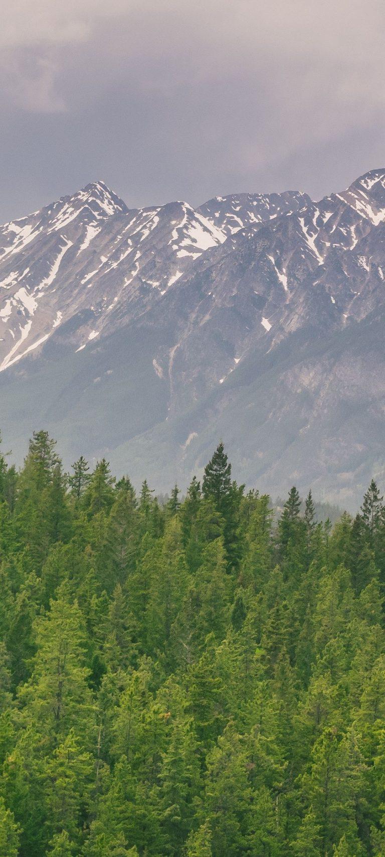 Mountains Hills Distance 1080x2400 768x1707