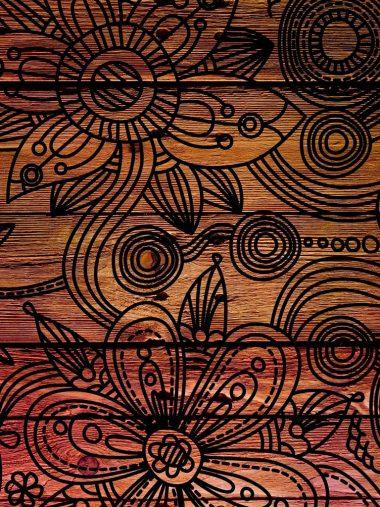 Patterns Background Dark Wooden 768x1024 380x507