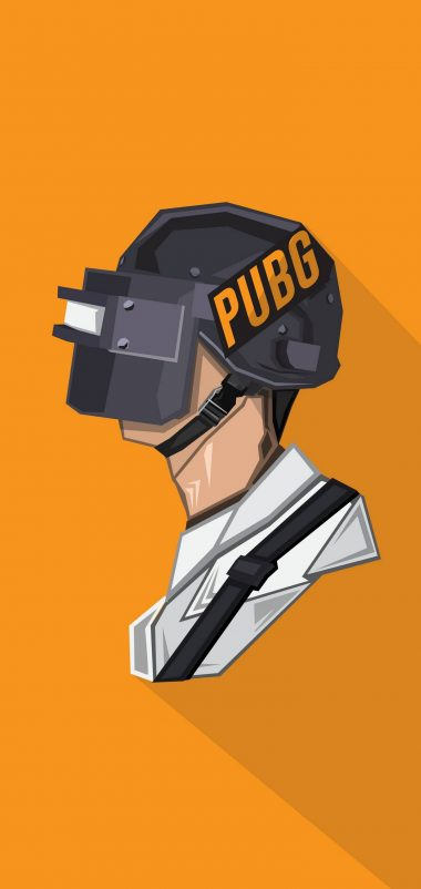 Pubg Minimal Side Wallpaper 1440x3040 380x802